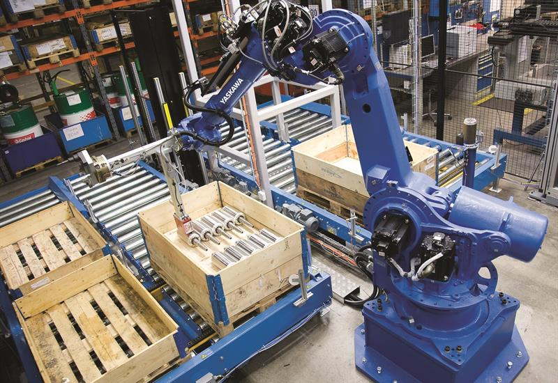 Customized Robotic Material Handling Systems For Manufacturers